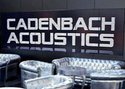 стенд компании Cadenbach Acoustics