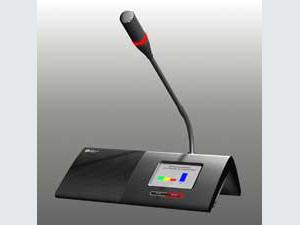 Настольный микрофонный пульт конгресс-системы DIS CDS 6000
