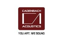 Широкополосная акустика концертная Cadenbach Acoustics: купить в Унвис-Про