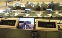 Цифровая конференц система: оснащение конференц залов: Унвис-Про Москва