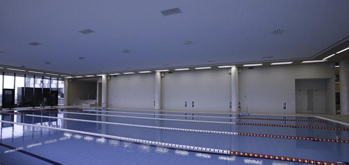 Звуковое оборудование для бассейна