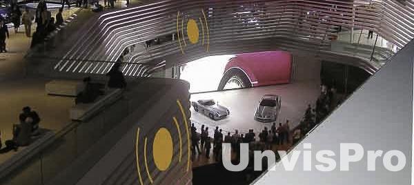 аудио аппаратура для выставки