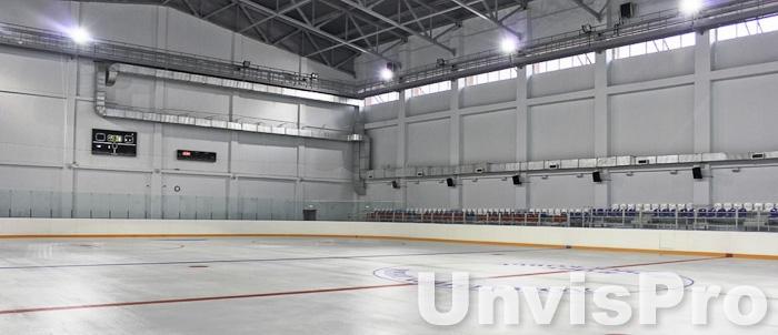 озвучивание катков от Унвис-Про: на ледовую арену необходимо музыкальное оборудование