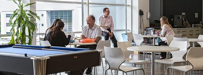 многозонная система офисного звукоусиления: разработка и установка от Унвис-Про
