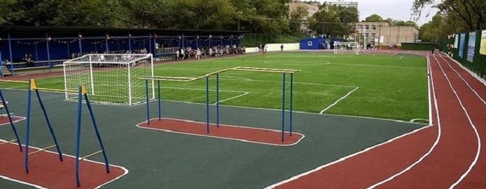 звук для уличной спортивной площадки: модели уличных рупорных громкоговорителей, применяемых нами в системах озвучивания спортивных площадок