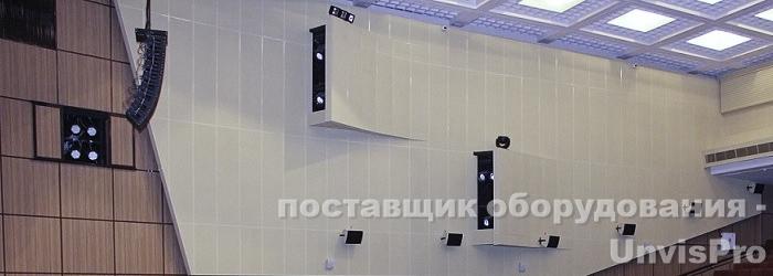 звук в концертный зал - поставщик Унвис-Про