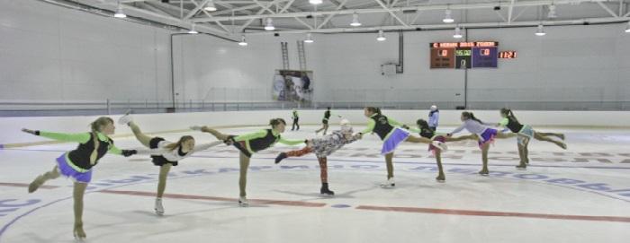 Звуковое оформление ледовой арены
