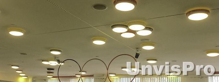 поставка и установка профессионального звукового оборудования для детского сада «Алые паруса»