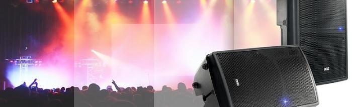 Мобильные звуковые системы для мероприятий на улице и в помещения