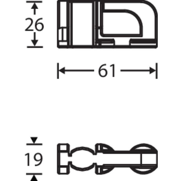 размеры крепления для АС