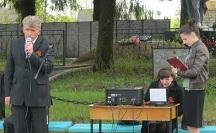 Звуковое оборудование в сельский клуб