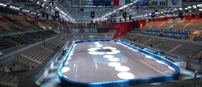 Заказать оборудование ледовой арены