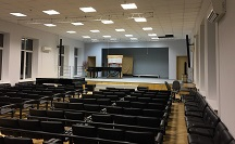 концертная акустика для зала колледжа