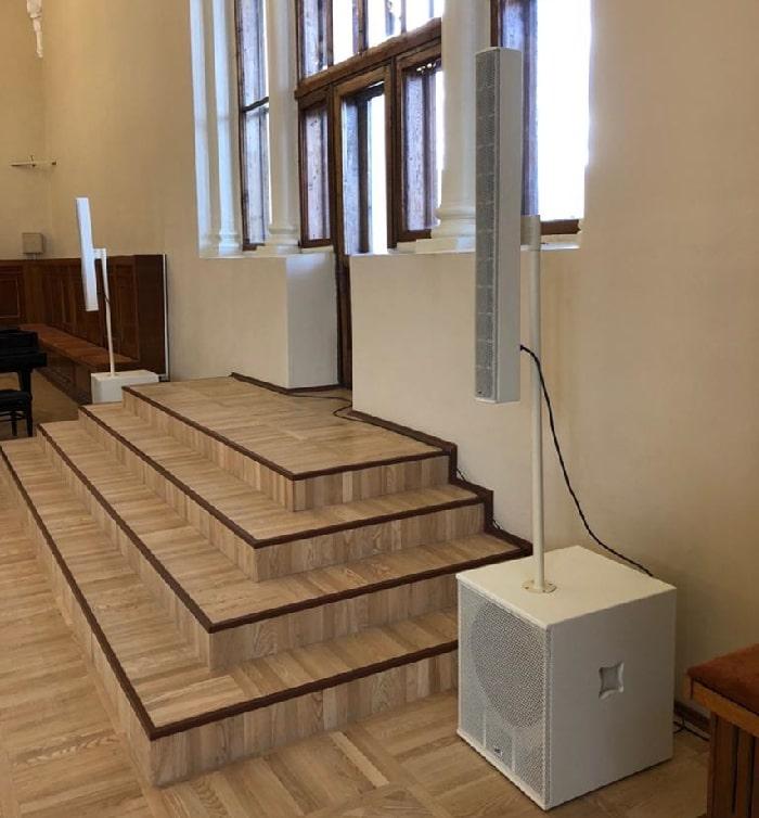 оборудование для музыки и концертов