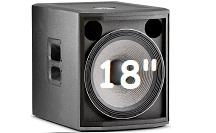 Продажа сабвуферов для концертов с динамиками 18 дюймов в УНВИС-ПРО