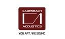 Звуковое оборудование Cadenbach Acoustics купить