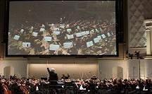 Большой виртуальный концертный зал: музыкальное оборудование