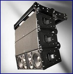 линейный массив Cadenbach Acoustics