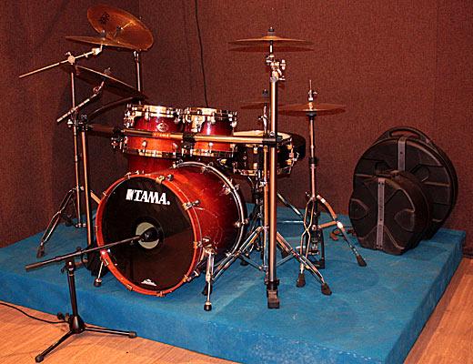 предоставляем акустическое оборудование для репетиций!