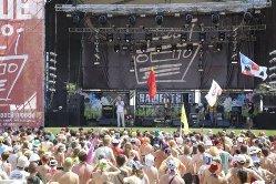 Концертная акустика: Фестиваль Нашествие: озвучивание для концертов