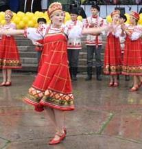 Cadenbach acoustics и празднование дня города Домодедово