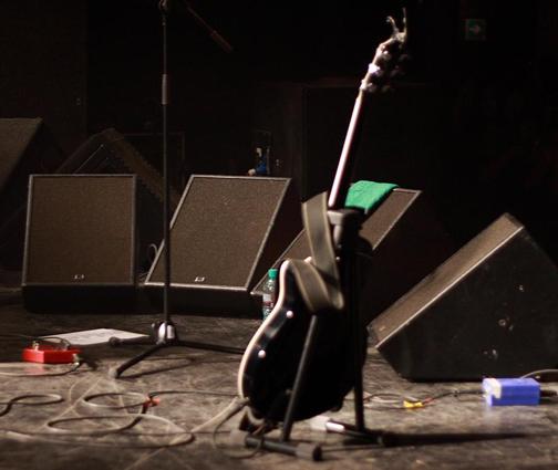 концертная мониторная акустика