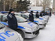 Звуковое оборудование для ЦТО МВД России