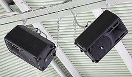 Звуковое оборудование в спортивный комплекс